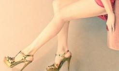 アキレス腱が見えない! プロ直伝「きれいな足首のくびれ」の作り方