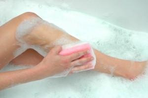 Woman's bath