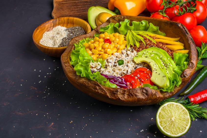 サラダやスープに万能!レンジで簡単「キヌア」の炊き方レシピ