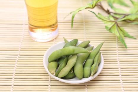 むくみ・ダイエットに!美容パワーアップの「枝豆」簡単レシピ