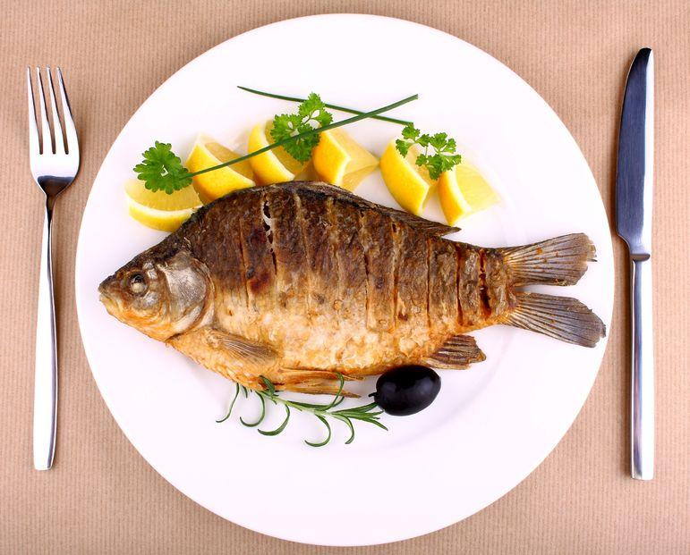 DASH食のルール5つ (4)肉を魚にチェンジ