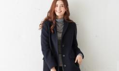 30代・40代のトレンド「ロング丈コート」着やせコーデ術