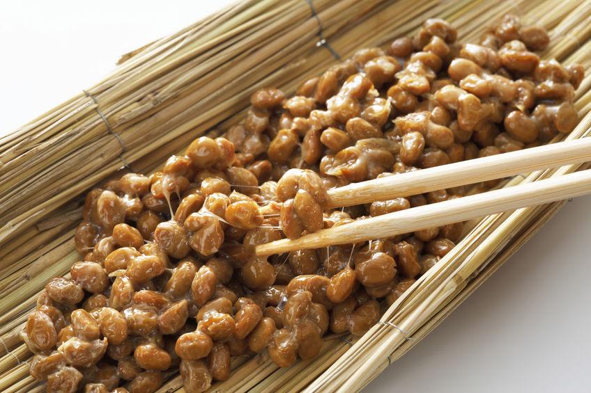 黒豆納豆はポリフェノールが◎!知って楽しむ「納豆の種類」 (1)丸大豆納豆