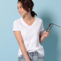 定番白シャツ・白ブラウスの今っぽく&着ヤセする選び方