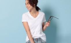 30代・40代流「シンプル無地Tシャツ・カットソー」の選び方