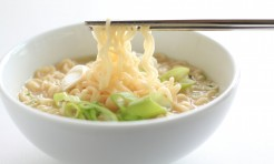 30133795 - korean ramyeon ramen noodles