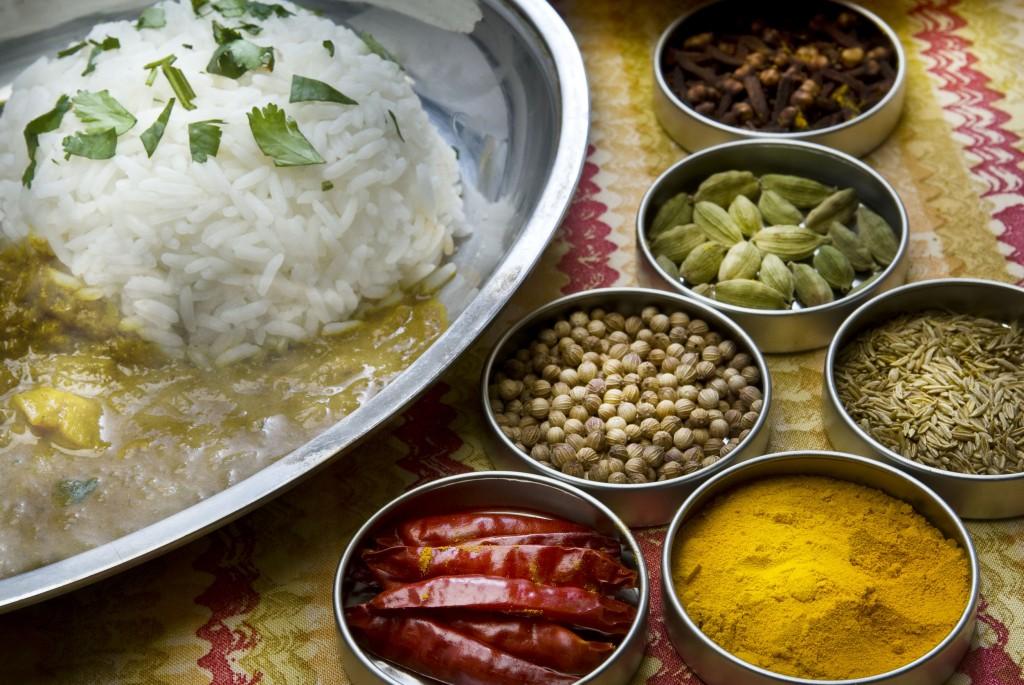 49312321 - chicken curry