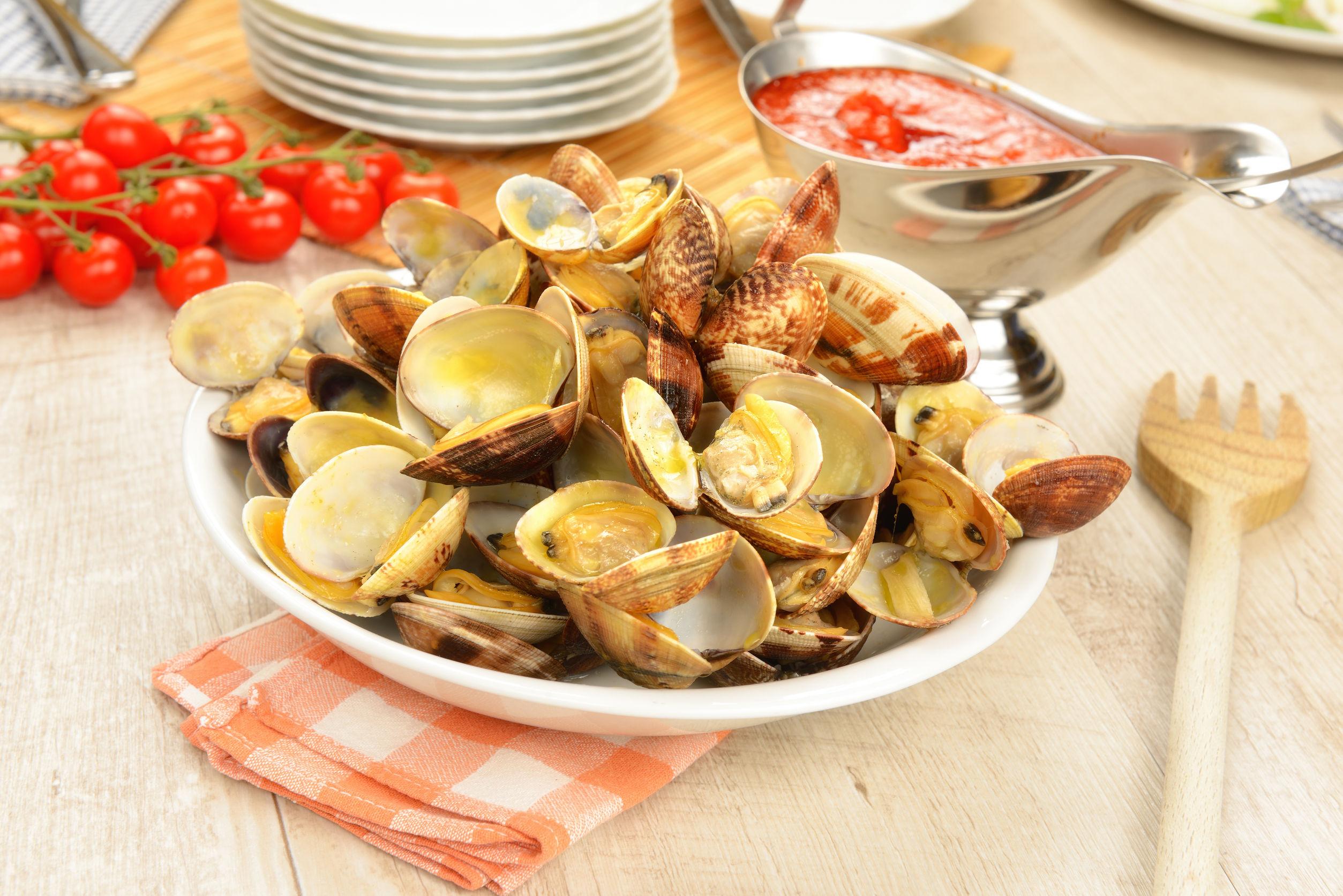 26052372 - clams