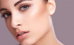 45743491 - closeup beauty face portarit of young healthy beautiful woman
