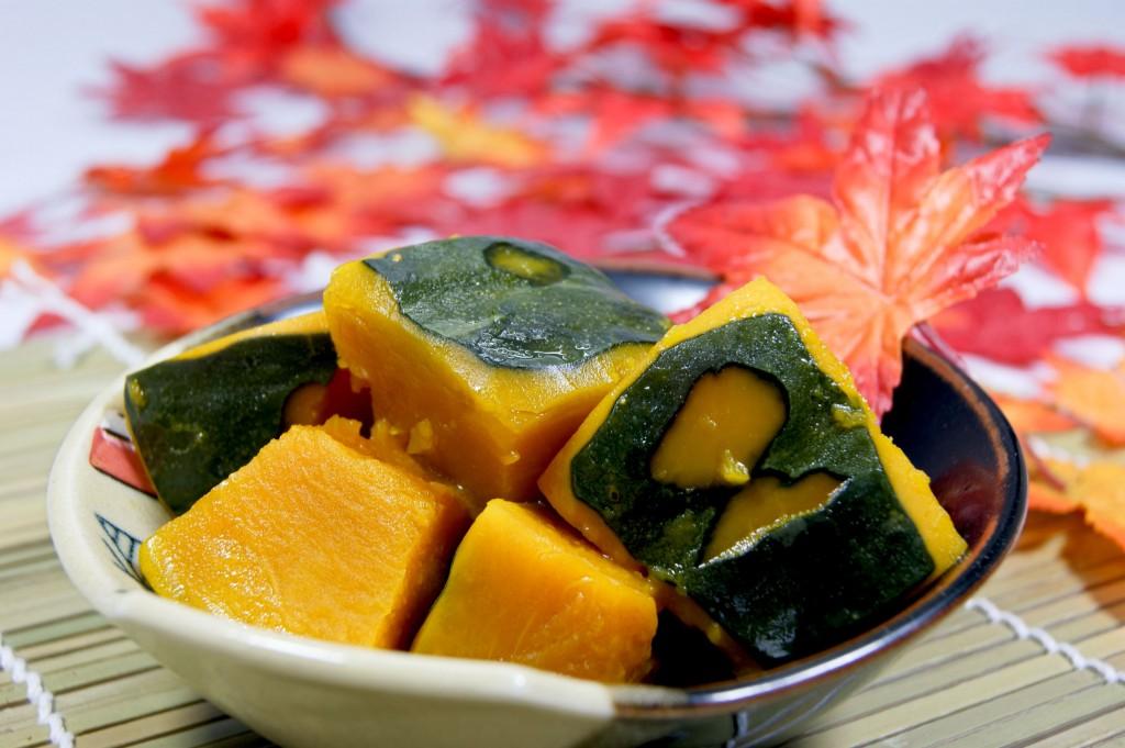 45898946 - autumn pumpkin stew