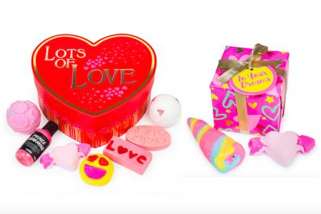 恋が生まれる!?LUSHのバレンタインギフトをプレゼント
