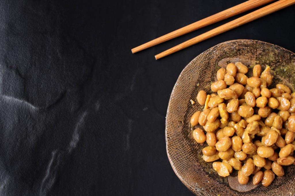 68585918 - natto japanese food
