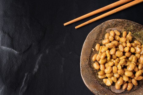 68585918 - natto japanese food