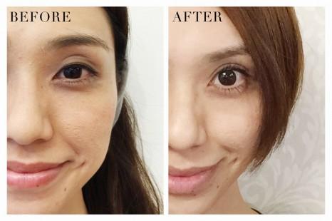 驚異の変化!顔ヨガインストラクターの顔ヨガ実践1年半の記録