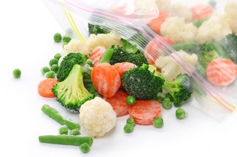 25310230 - homemade frozen vegetables