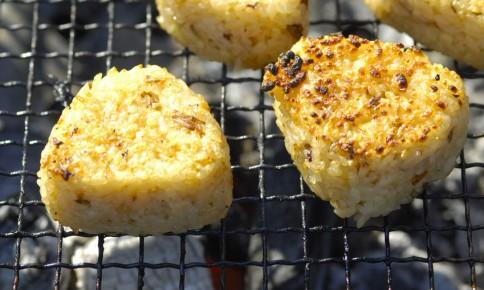 ときどき食べたくなる!美味しい「焼きおにぎり」の作り方