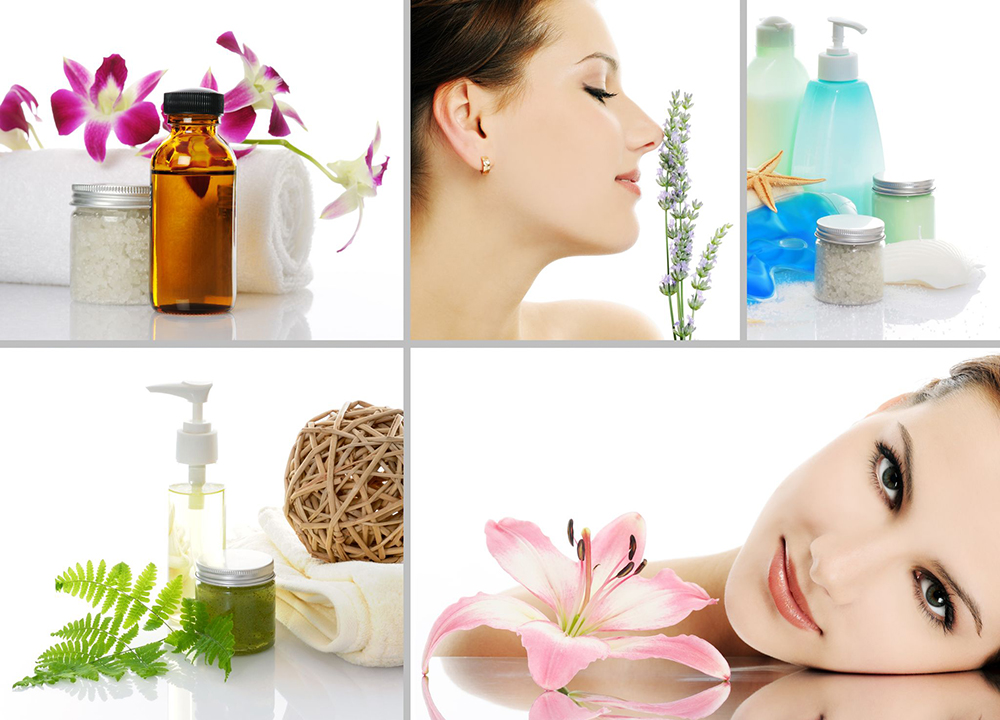 16954857 - beauty spa collage