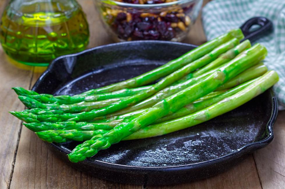 食べる直前まで生きている!今食べたい春野菜5つ アスパラガス
