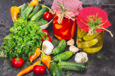 疲労回復にも◎「ピクルス」と相性が良い意外な野菜と漬け方