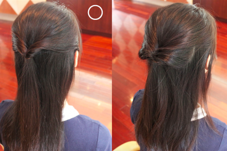 便利なまとめ髪「くるりんぱ」のやり方やアレンジをヘアメイクが伝授!
