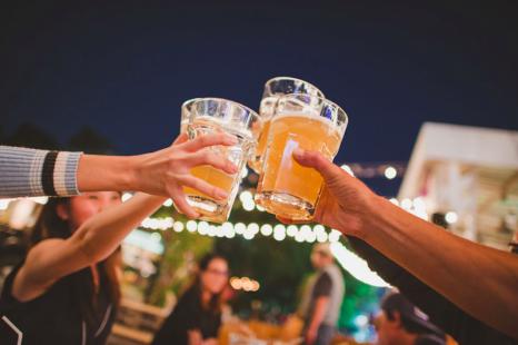 夜景にうっとり&ビールがうまい!おすすめビアガーデン3選