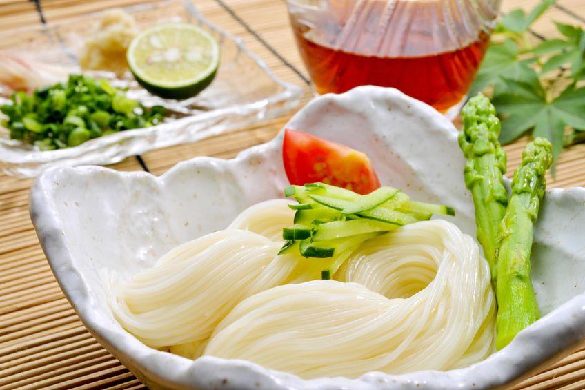 素麺つゆに足すと美味しくてスタミナアップにもなる食材