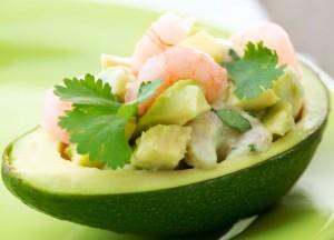 水溶性食物繊維が豊富な野菜、アボカド