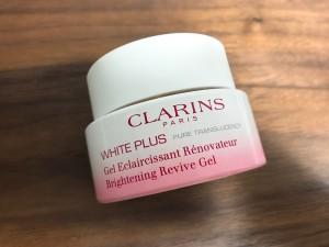 ホワイト-プラス ブライト ナイト ジェル<医薬部外品>/クラランス