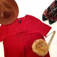 「ハイ」は革で「ロー」は布!?上質に見せる大人のコーデ術