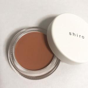 shiro シアチークリップバター/shiro