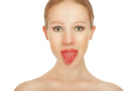 """不調サインを""""顔色&舌""""でチェック!「顔の反射区」早見表"""