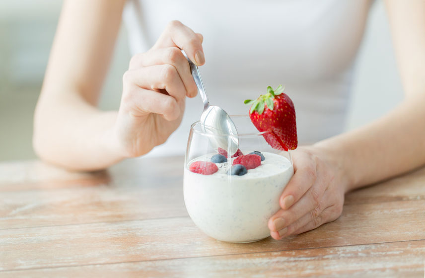 美容家が腸活のために毎日欠かさない食べもののひとつ「ビフィズス菌入りヨーグルト」