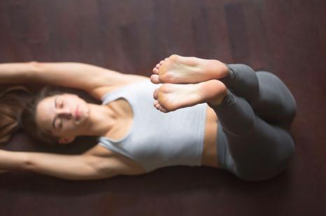 秋太り予防に◎1日5分のお腹引き締め「腹筋強化エクサ」