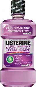 リステリン トータルケア/リステリン®