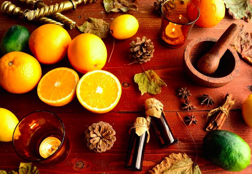 スタイリング前のオイルで艶髪に!秋の「ヘアオイル」レシピ