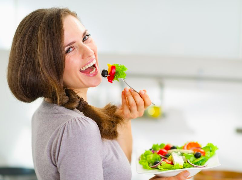 ダイエットを成功に導く!ストレス食べ予防レシピ