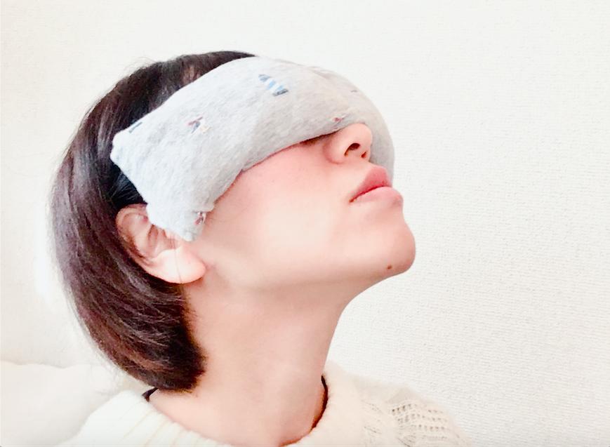 おブス顔予防&疲労回復に◎!ぽかぽか「小豆カイロ」レシピ
