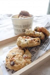 チアシード&アーモンドクッキー