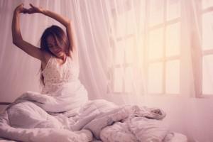 朝は、副交感神経から交感神経にスイッチが切り替わるとき
