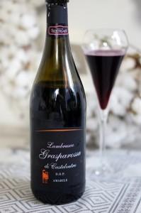 ソムリエールに聞く!この冬おすすめのコスパ◎ワイン3つ (3)カンティーナ・セッテカーニ ランブルスコ アマービレ