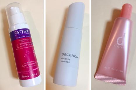 美容家も頼っている!敏感肌対応のクリーム&美容液4選