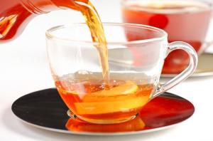 ルイボスティー、緑茶を日常的に