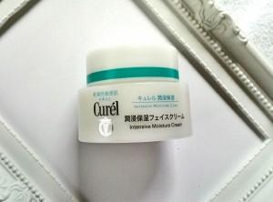 乾燥性敏感肌のための保湿クリーム キュレル 潤浸保湿フェイスクリーム/キュレル
