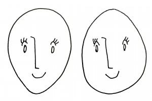 顔のバランスですっきり感が全く変わる