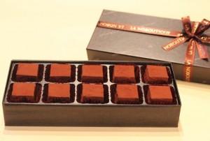 2018年バレンタイン向け!低糖質チョコレート3選 低糖質生チョコ/パティスリー・ラ・ノブティック