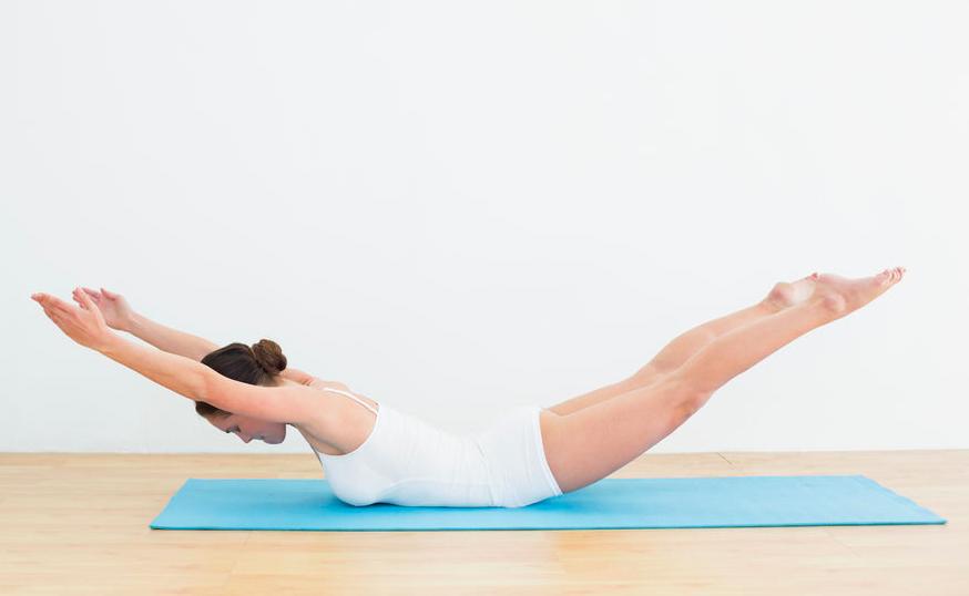 体幹エクサで正しい姿勢に!壁を使った姿勢チェック法