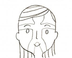 顔には身体の反射区がある