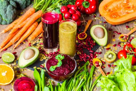 栄養士が教える、アンチエイジングに効果的な食べ物まとめ