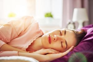 規則正しい生活と睡眠