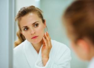 40代の女性に起きやすい肌悩み